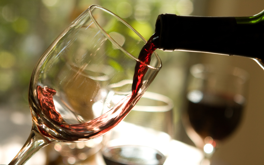 Red, Red Wine: A Balance Enhancer?