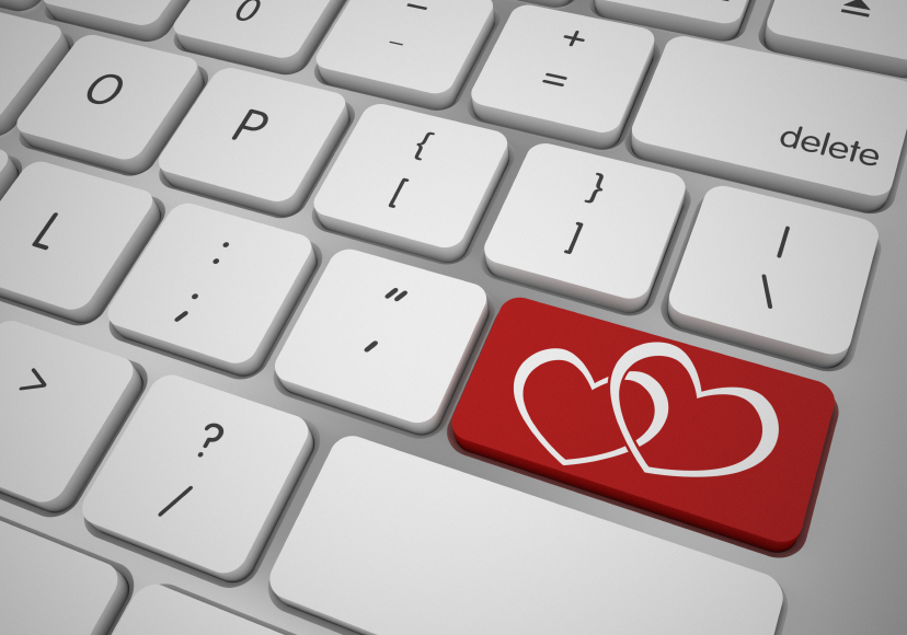 To online dating definition