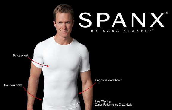 Spanx for Men? Manx! - Suddenly Solo