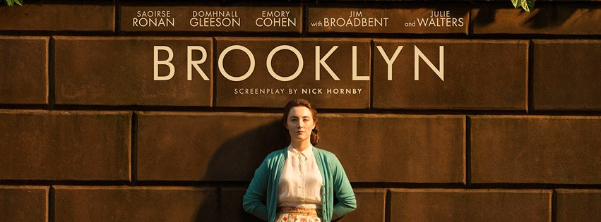 Movie Review –  Brooklyn