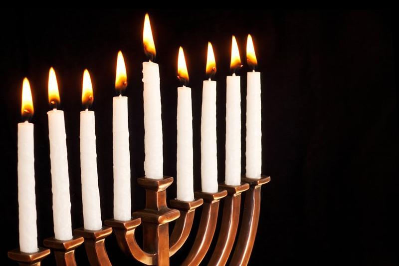 It's almost Chanukah!  Share the light!