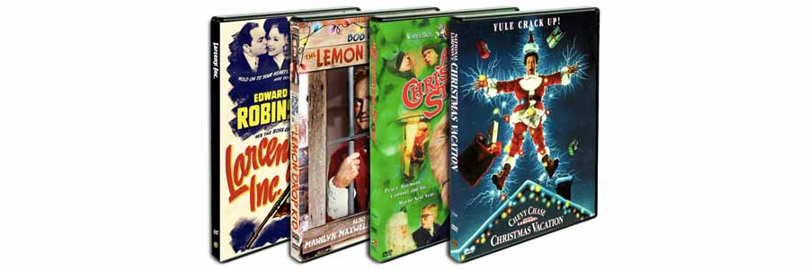 Fun Holiday Movies for Suddenly Solos!