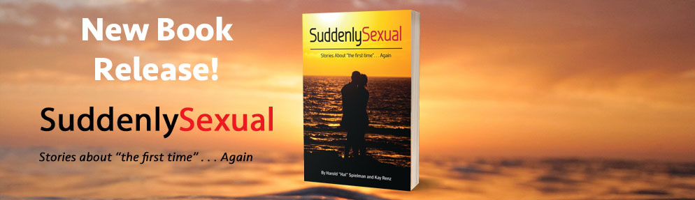"New Book Release – ""Suddenly Sexual"""